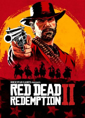 Obal hry Red Dead Redemption 2