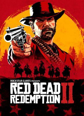 Obal hry Red Dead Redemption 2