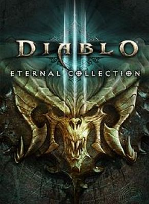 Obal hry Diablo 3 Eternal Collection