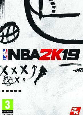 Obal hry NBA 2K19