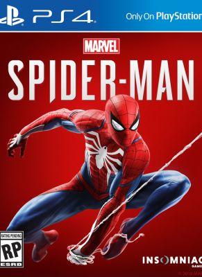Obal hry Marvel's Spider-Man