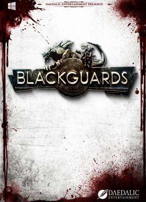 Obal hry Blackguards