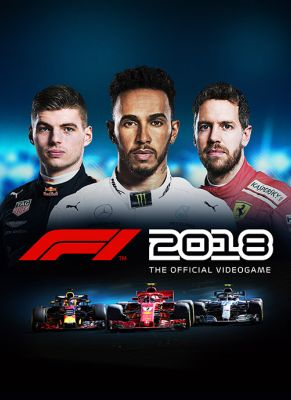 Obal hry F1 2018