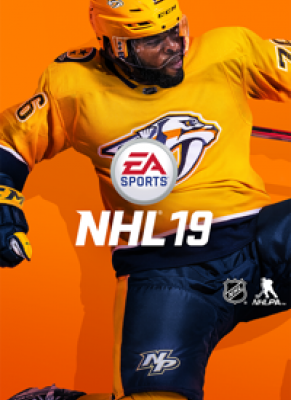 Obal hry NHL 19