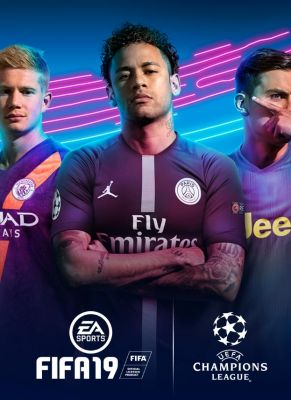Obal hry FIFA 19