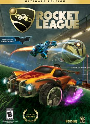 Obal hry Rocket League (Ultimate Edition)