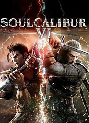 Obal hry Soulcalibur 6