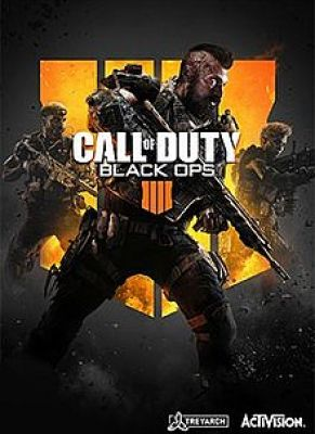 Obal hry Call of Duty: Black Ops 4