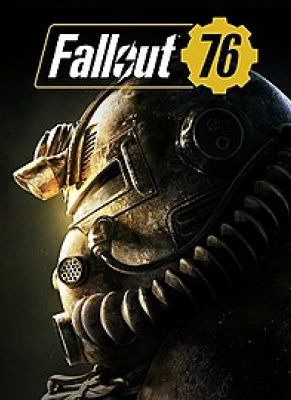Obal hry Fallout 76