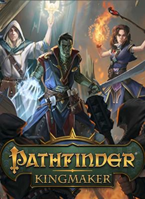 Obal hry Pathfinder: Kingmaker