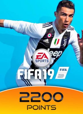 Obal hry FIFA 19 PC 2200 FIFA Points