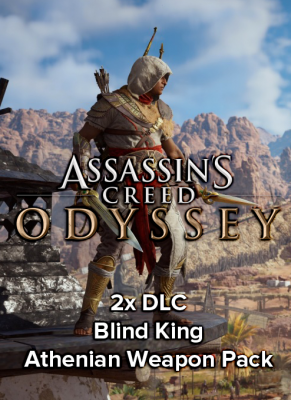 Obal hry AC Odyssey DLC
