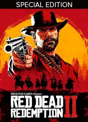 Obal hry Red Dead Redemption 2 Special Edition