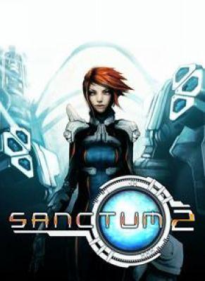 Obal hry Sanctum 2