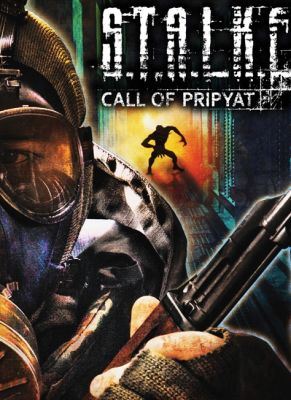 Obal hry S.T.A.L.K.E.R.: Call of Pripyat