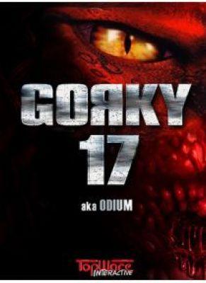 Obal hry Gorky 17