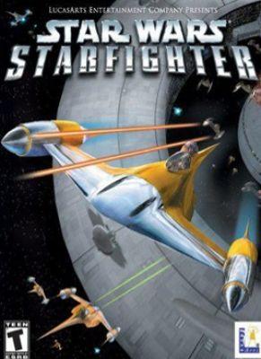 Obal hry Star Wars Starfighter