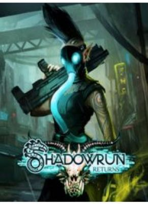 Obal hry Shadowrun Returns