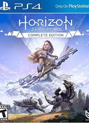 Obal hry Horizon: Zero Dawn (Complete Edition)