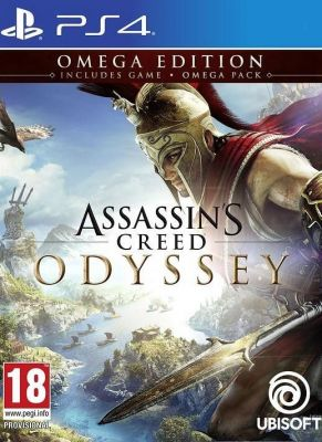 Obal hry Assassins Creed: Odyssey (Omega Edition)