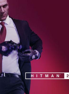 Obal hry Hitman 2