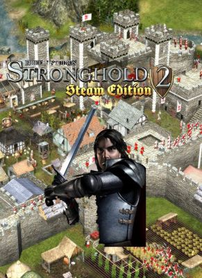 Obal hry Stronghold 2 (Steam Edition)