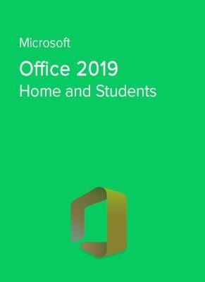 Obal hry MS Office 2019 pre študentov 79G-05073