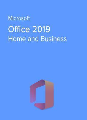 Obal hry MS Office 2019 pre podnikateľov, T5D-03231