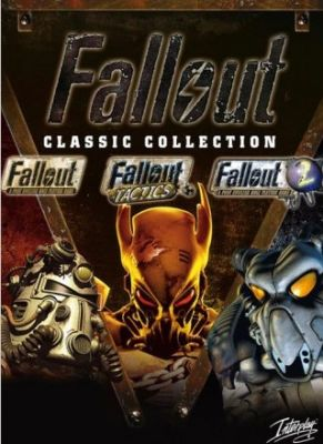 Obal hry Fallout Classic Collection