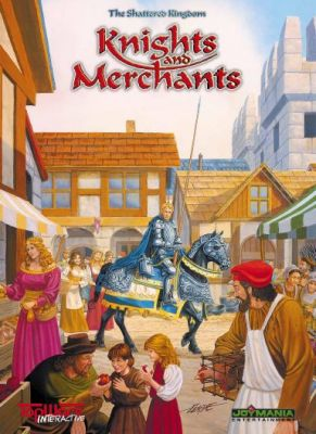 Obal hry Knights and Merchants