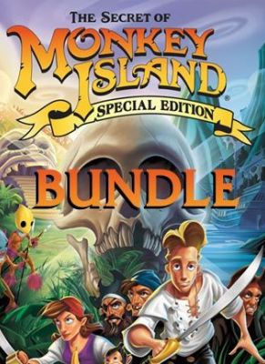 Obal hry Monkey Island: Special Edition Bundle