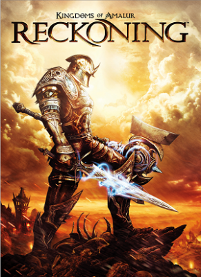 Obal hry Kingdoms of Amalur: Reckoning