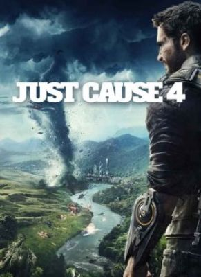 Obal hry Just Cause 4