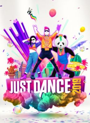 Obal hry Just dance 2019