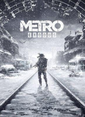 Obal hry Metro Exodus