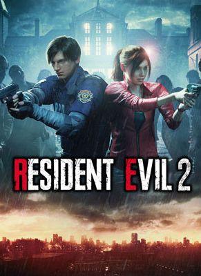 Obal hry Resident Evil 2