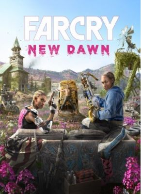 Obal hry Far Cry New Dawn