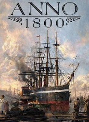 Obal hry ANNO 1800