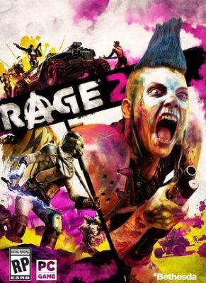 Obal hry Rage 2