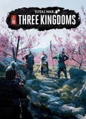 Obal hry Total War: Three Kingdoms