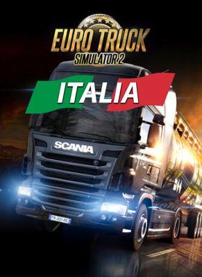 Obal hry Euro Truck Simulator 2: Taliansko