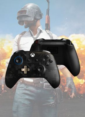 Obal hry Xbox One S Wireless Controller PUBG LE