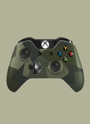 Obal hry Xbox One S Wireless Controller Armed Forces II SE