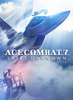 Obal hry Ace Combat 7 Skies Unkown