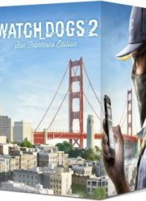 Obal hry Watch Dogs 2 San Francisko Edition