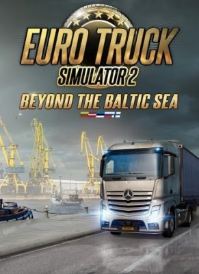 Obal hry Euro Truck Simulator 2: Pobaltie