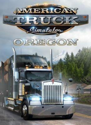 Obal hry American Truck Simulator Oregon