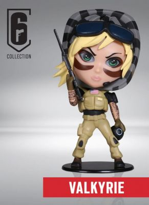Obal hry Rainbow Six Siege Chibi - VALKYRIE
