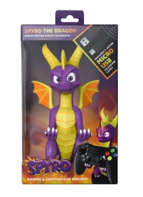 Obal hry Spyro Cable Guy