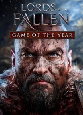 Obal hry Lords of The Fallen Game of The Year Edition